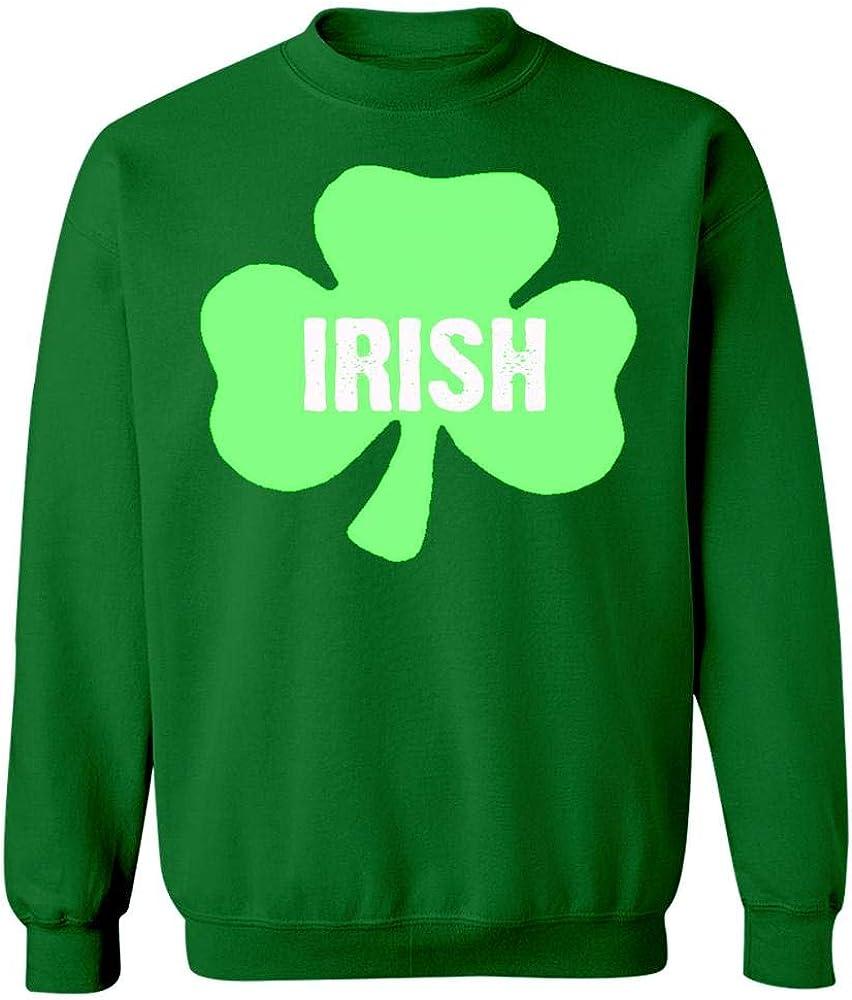 Sweatshirt Irish Happy St Patricks Pattys Day