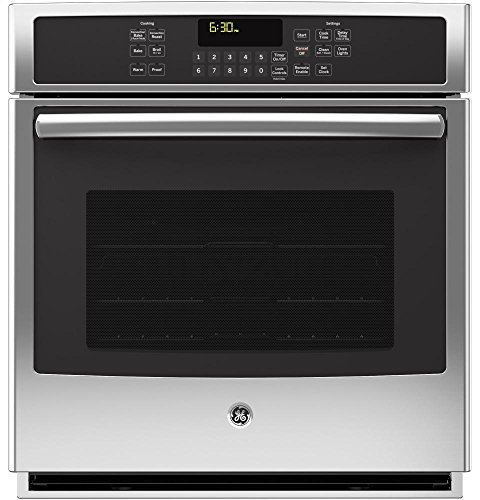 GE PK7000SFSS Profile 27″ Stainless Steel Electric Single Wall Oven – Convection For Sale