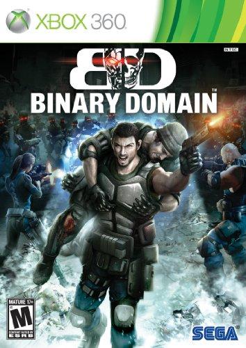 Binary Domain Xbox 360