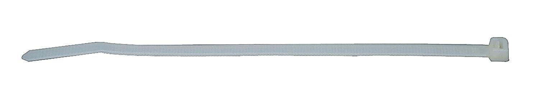 wei/ß, 29,2/cm, 3,6/mm Fixapart Cts/ 0.142 /07/Kabelbinder befestigen f/ür Kabel