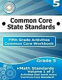 Fifth Grade Common Core Workbook: Math Activities, CoreCommonStandards.com, 1499232632