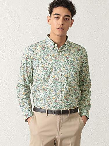 リバティプリントシャツ F1M01325_