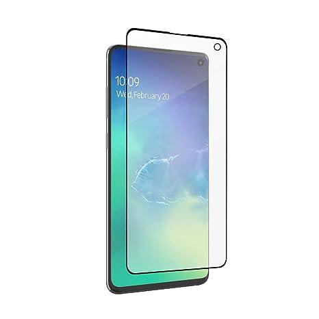 InvisibleShield GlassFusion - Protector de Pantalla (Protector de Pantalla, Teléfono móvil/Smartphone, Samsung, Galaxy S10, Transparente, 1 Pieza(s)): Amazon.es: Electrónica
