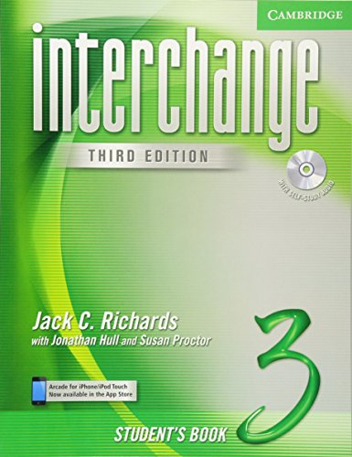 Interchange 3: Student's Book (3rd Edition)