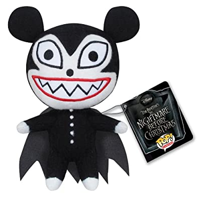 Funko Disney POP Vampire Teddy Plush: Toys & Games