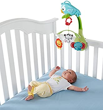 Fisher-price Rainforest Friends 3-in-1 Musical Mobile 2