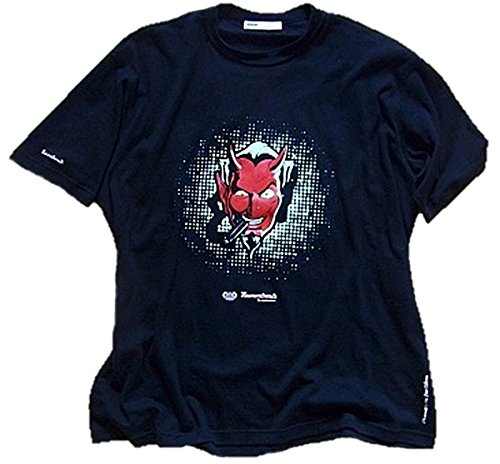 """Übergrößen!! Designer T-Shirt RAMMBOCK """"Smokin´Devil"""" 2XL bis 5XL"""