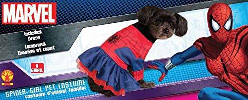 Product image of Rubie's Marvel Universe Spider-Girl Pet Costume, Medium