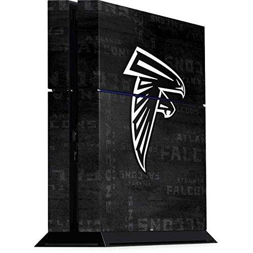 NFL Atlanta Falcons Playstation 4 PS4 Console Skin - Atlanta Falcons Black (Falcon Console)