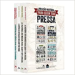 Coleção História Para Quem Tem Pressa - 9788558890496