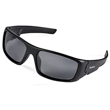 f0fbfff25ee Duduma Tr601 Polarised Sports Mens Sunglasses for Ski Driving Golf Running  Cycling Superlight Frame Design for