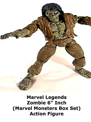 Review: Marvel Legends Zombie 6