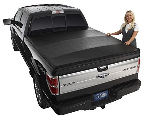 Extang Blackmax Truck Bed Tonneau Cover | 2715 | fits Ford Full Long Bed (8 ft) 97-03