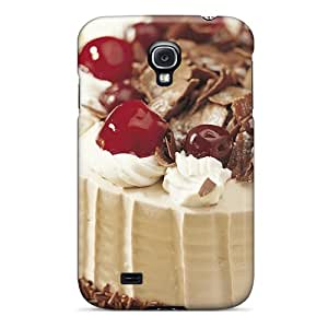 High Quality KaYBy8083sHkeY Chocolate Food Cake Tpu Case For Galaxy S4