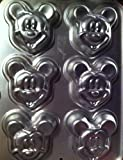 Wilton Mickey Mouse Mini Cakes 6 Cavity Pan Review and Comparison