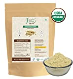 100% Organic Ashwagandha Powder- Withania Somnifera- USDA Certified Organic- 227g (0.5 LB) 8 oz – Ayurvedic Herbal Supplement That Promotes Vitality & Strength – Support for Stress-free Living Review