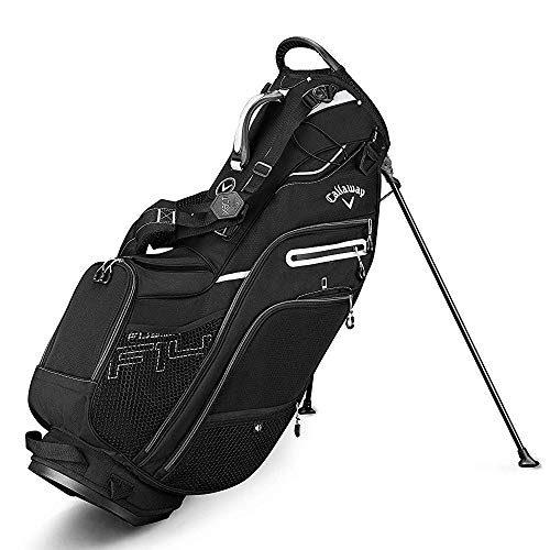 Callaway Golf 2019 Fusion 14 Stand Bag, Black