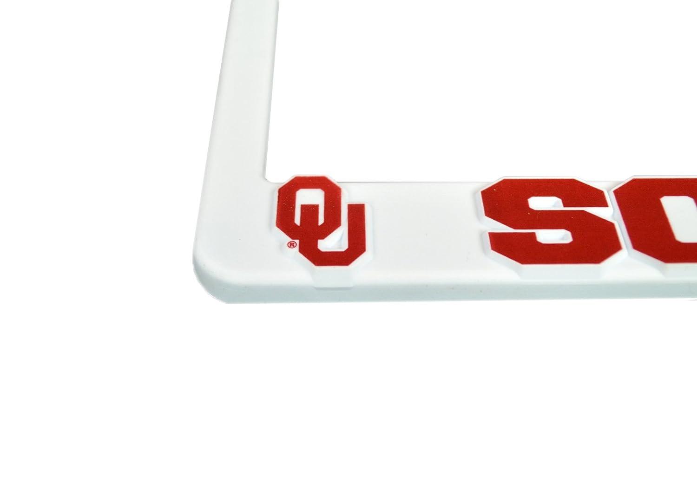 Offizielle NCAA Fan Shop Authentic Kunststoff Nummernschild Rahmen ...