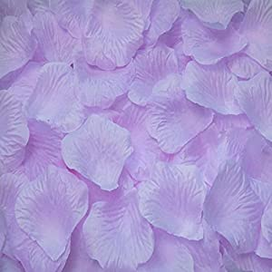Qingsun 2000 Pcs Silk Rose Petals Wholesale Artificial Flower Petals Rose Wedding Party Ceremony Home Decoration Confetti 74