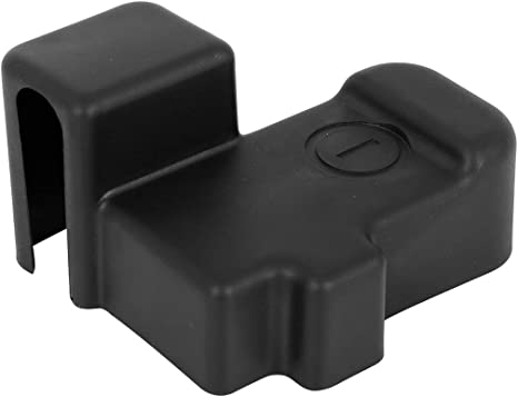 X AUTOHAUX Car Battery Terminal Covers Positive Negative Insulating Protector Covers