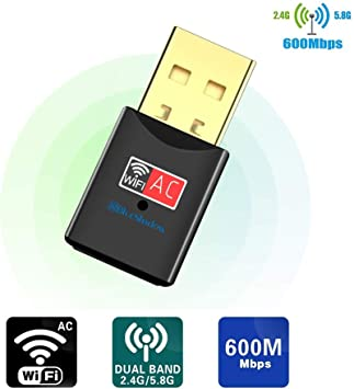 Mini USB Wi-Fi Adapters//Dongles 300Mbps Fast Speed For Desktop Laptop PC