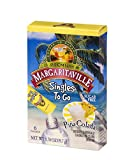 Margaritaville Singles To Go Water Drink Mix – Pina Colada Flavored, Non-Alcoholic Powder Sticks (12 Boxes with 6 Packets Each – 72 Total Servings)