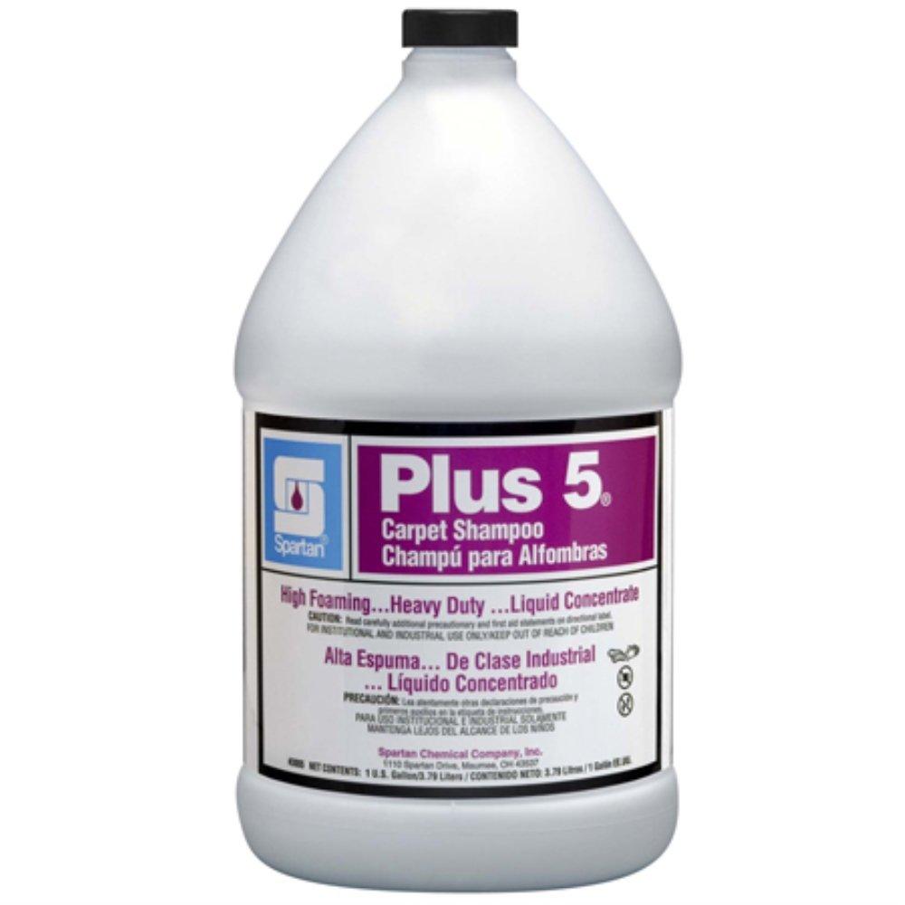 Spartan Plus 5 Carpet Shampoo - Gal, 3005-1, 4/cs