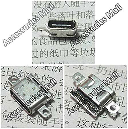 Cable Length: 5 pcs Cables 2-50x Type-C USB Connector for Letv Le MAX 2 X820 USB Jack DC Charging Socket Connector
