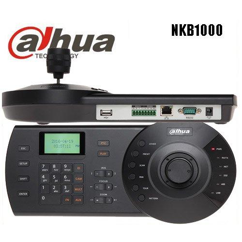 Amazon com : Dahua NKB1000 PTZ Camera Controller with 3D (Pan Tilt