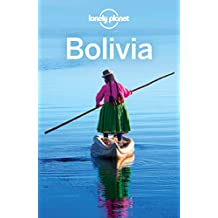 Lonely Planet Bolivia (Travel Guide)