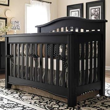 Bonavita Hudson II Lifestyle Crib, Licorice