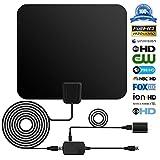 Digital TV Antenna, Kezay Super Indoor HDTV Antenna Review and Comparison