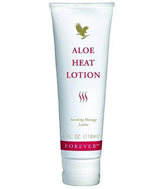 aloe heat lotion gravid