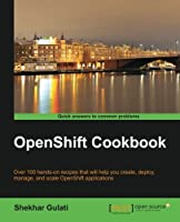 OpenShift Cookbook Front Cover