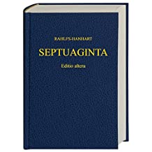 Septuaginta: REVISED EDITION