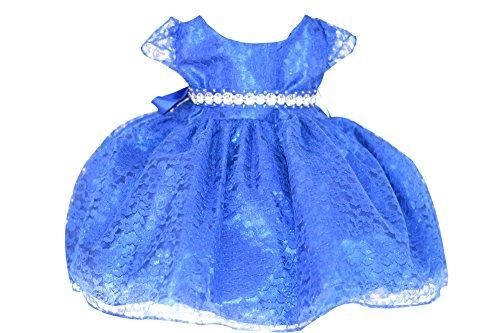 Baby Girl Pageant Princess Flower Girl Dress Toddler