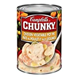 Campbell's Chunky Chicken Vegetable Pot Pie, 540ml