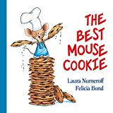 img - for The Best Mouse Cookie Padded Board Book (If You Give.) book / textbook / text book