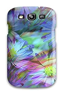 Ideal MeaganSCleveland Case Cover For Galaxy S3(flower), Protective Stylish Case