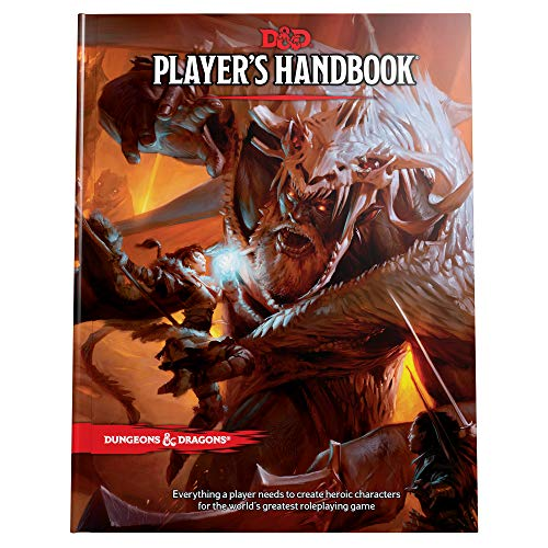 Books : Player's Handbook (Dungeons & Dragons)