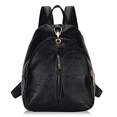 Hynes Victory Women Designer Backpacks Stylish Tassel Backpack for Girls