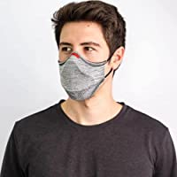 Kit Máscara Proteção Fiber Knit Air Z992k-b0104