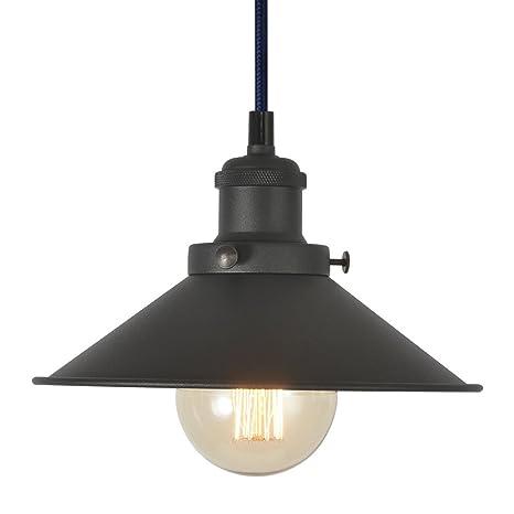 XIDING Premium Vintage Industrial Edison Style Pendant Light Fixture ...