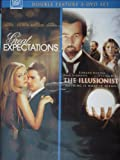 Great Expectations & the Illusionist~2 DVD Pack~