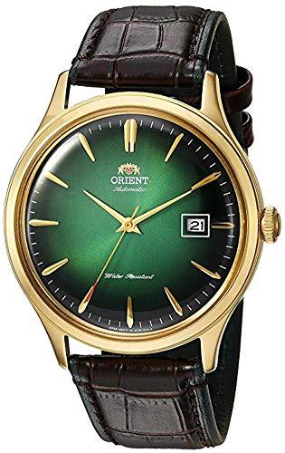 orient green dial - 1