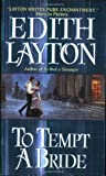 To Tempt a Bride, Edith Layton, 0060502185