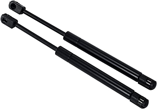 ECCPP 2 Pieces 4070 Rear Trunk Lid Lift Supports Shocks Strut Prop Rod Arm For 2001 2002 2003 2004 2005 2006 Sebring Convertible With Out Spoiler SET