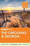 Fodor's The Carolinas & Georgia (Full-color Travel Guide, Band 22)