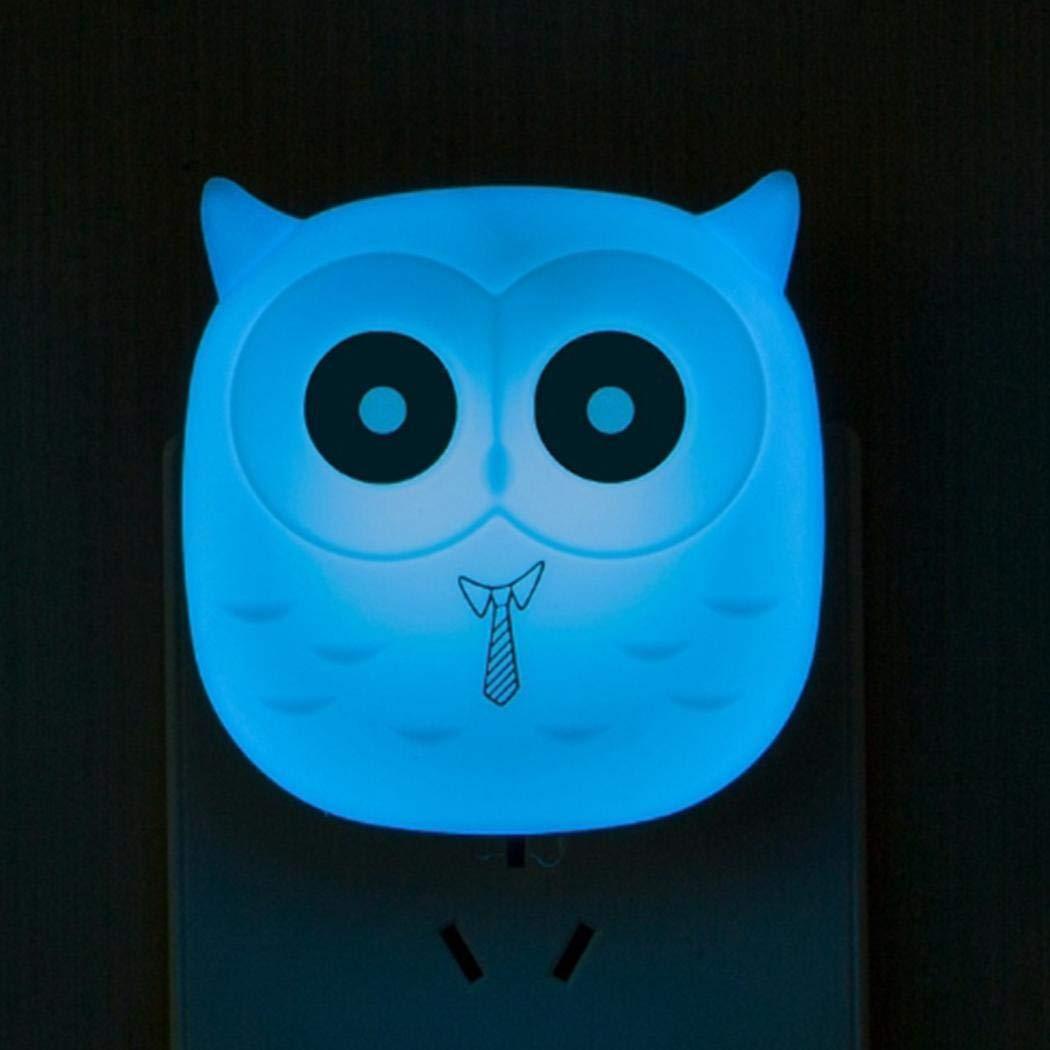 Yagot Star Light Contorl LED Plug Nuit Lumière Baby Night Light Enfants Cadeau Nuit Lampe