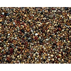 Spectrastone Shallow Creek Regular for Freshwater Aquariums, 5-Pound Bag